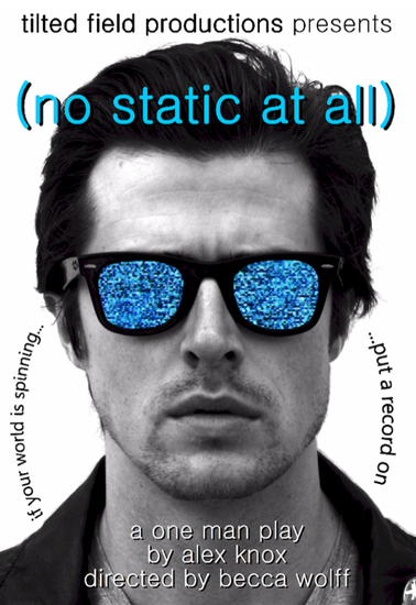 No Static at All Poster